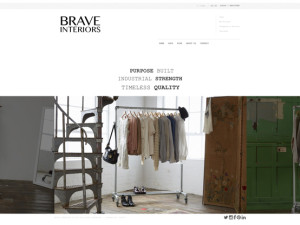 Brave Interiors by Caye Creative